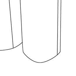 Standard hand sewn Bottom